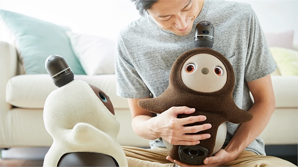 Huggable Robots Support Users' Emotional Needs