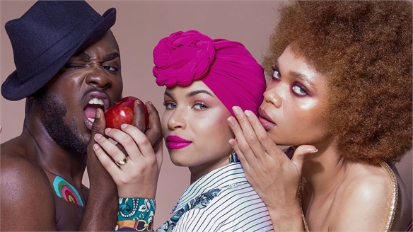 Fempower Beauty: Rewriting Historical Narratives
