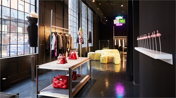 Rethinking the Fashion Flagship: NY