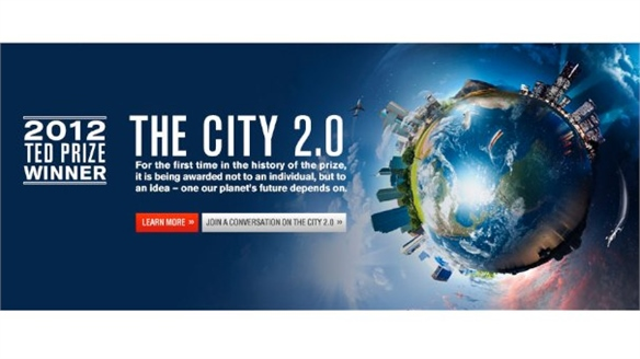 TED Prize 2012: City 2.0