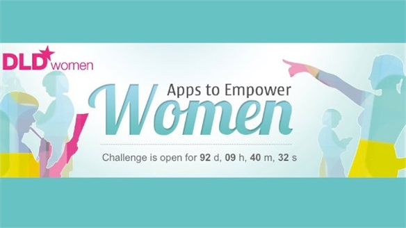DLD Women: Apps to Empower Women