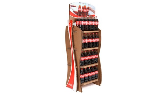 Coca-Cola's Give it Back Rack
