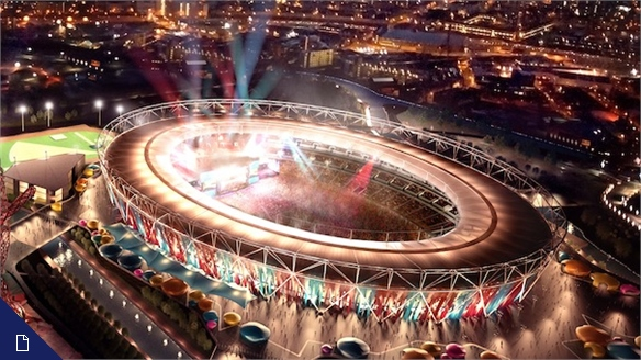 Olympics Legacy: Spaces, Sports & Social