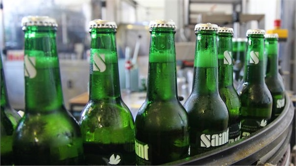 Saint: A Disruptive Craft Brew