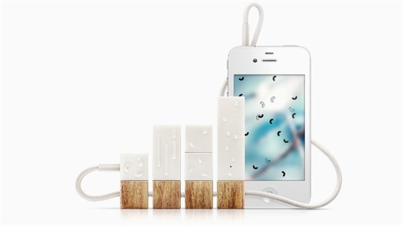 Lapka: iPhone Environmental Sensors