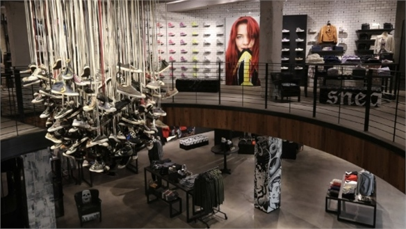 Converse Flagship Taps into Local Scene