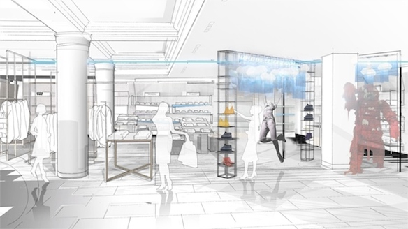 Selfridges Creates World's Largest Denim Studio, UK