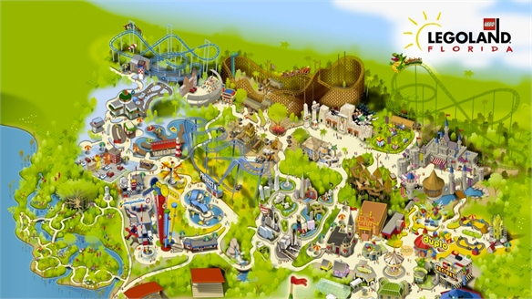 Disney & Legoland in Florida