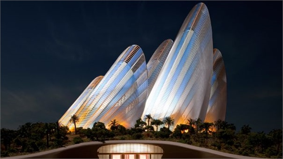 Abu Dhabi's Architectural Ambitions