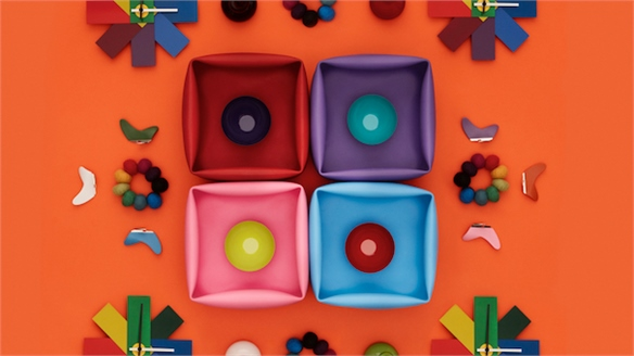 Normann Copenhagen Embraces Colour