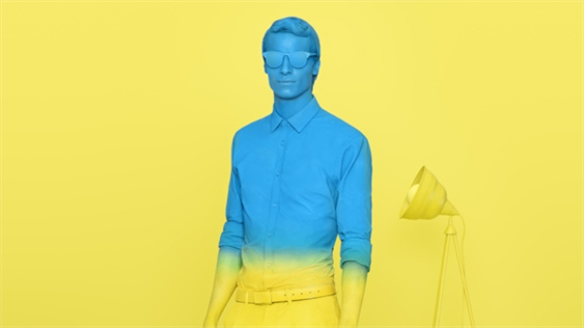 Conor Cronin: Colourful Art Direction
