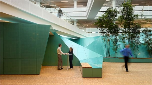 Open Privacy at KPMG HQ