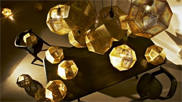 Tom Dixon's Milan Pop-Up