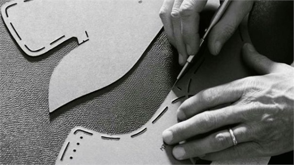 Louis Vuitton's Bespoke Shoe Service