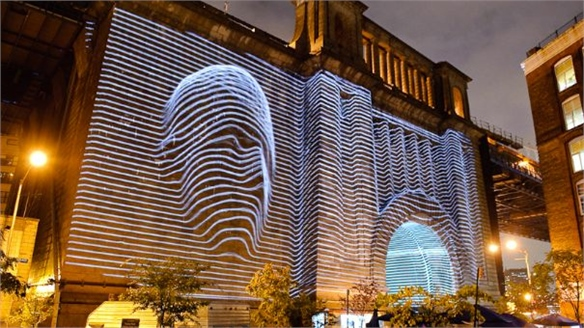 New York City's Immersive Surfaces