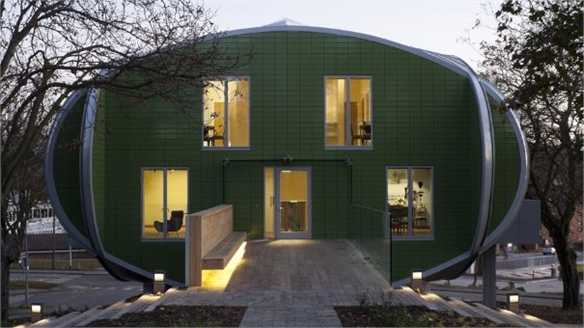 Paul Smith & CZWG architects Design Recovery Centre