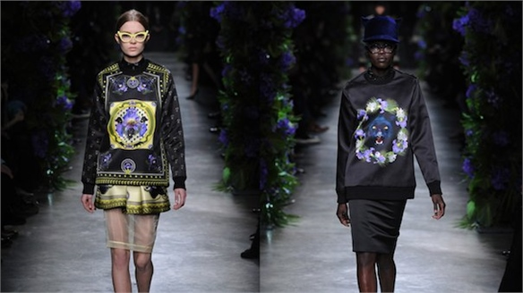 Givenchy - Paris Fashion Week A/W 2011-12