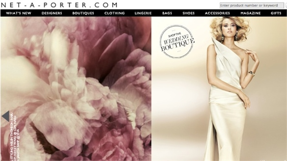 The Outnet Wedding Event