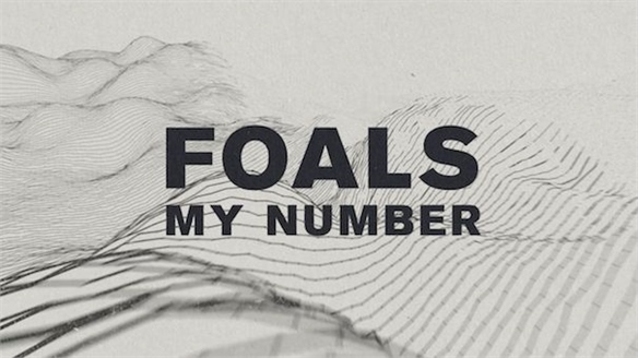 My Number Music Video by Foals