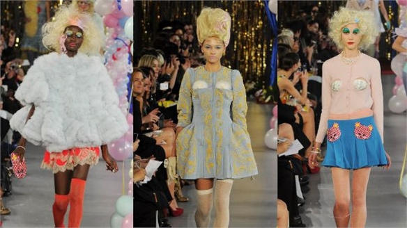 LFW S/S 2012: Meadham Kirchoff's Princess Party
