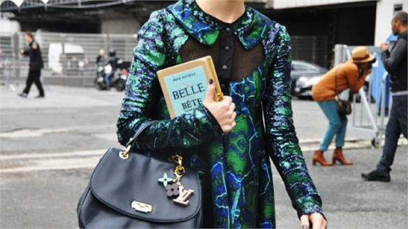Olympia Le-Tan's Book Clutches