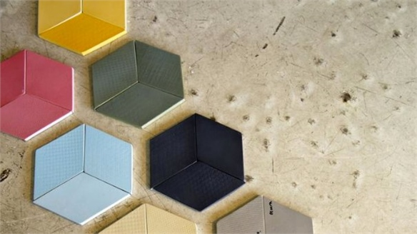 Milan 2012: Raw Edges for Mutina