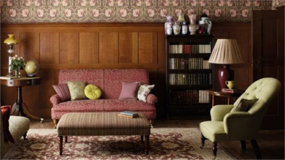 William Morris Prints Re-launched