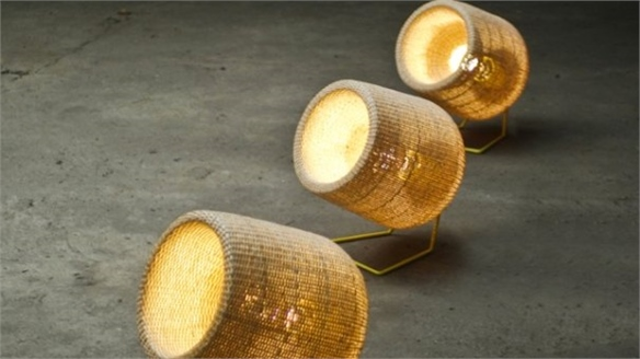 Wicker Lamps by The Andes House®