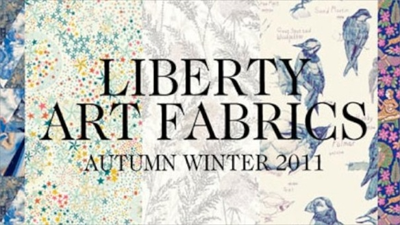 Liberty Rocks! New Art Fabrics