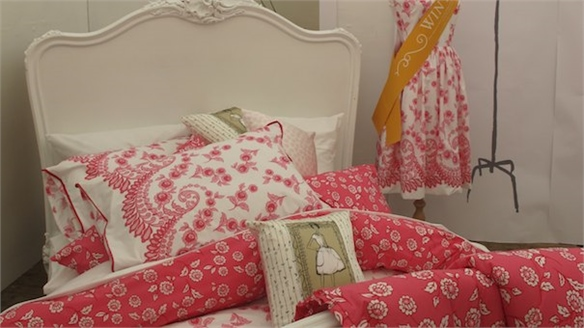 Horrockses Bedlinen at Vintage