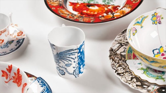 Hybrid Collection from Seletti