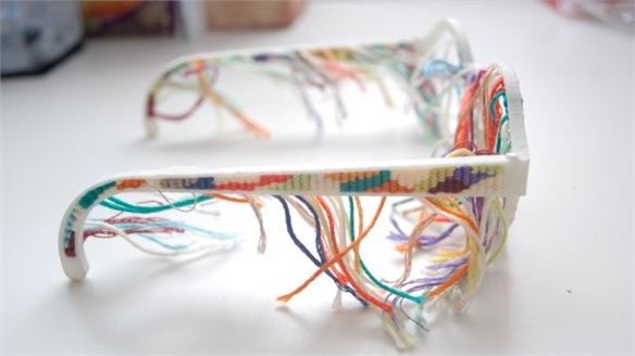 3D Printed Tapestry Spectacles