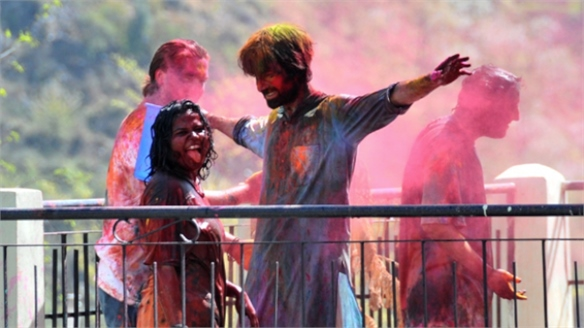 Holi: Celebrate Life Through Colour