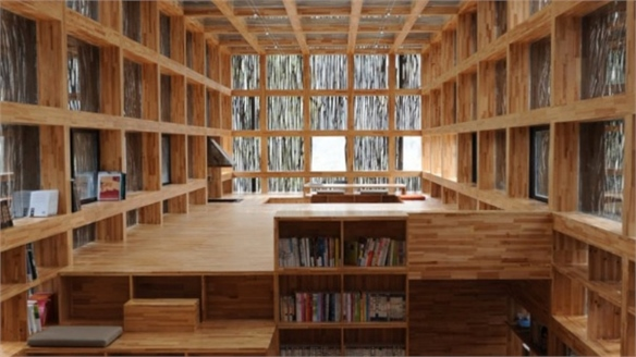 China's Liyuan Library
