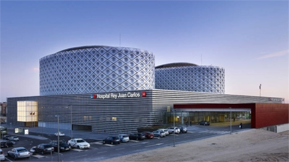 The Calming Hospital, Madrid