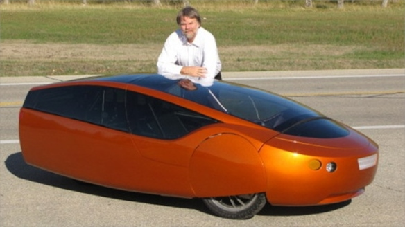 World First: 3D-Printed Car
