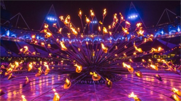 Olympic Cauldron by Thomas Heatherwick