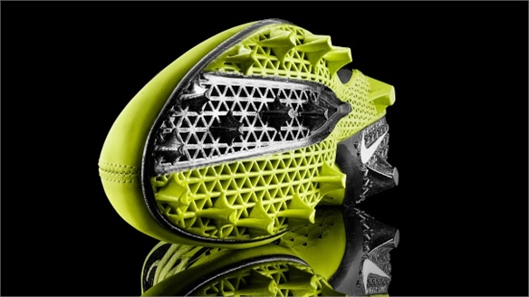 3D-Printed Footwear by Nike & New Balance