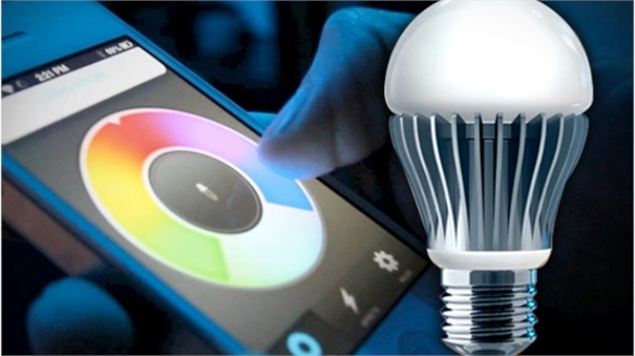 LIFX – Wi-fi Enabled LED Light Bulb