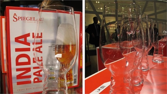 Ambiente: New Glass Shapes for Pale Ales