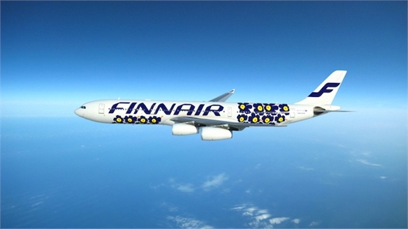Marimekko Collaborates with Finnair