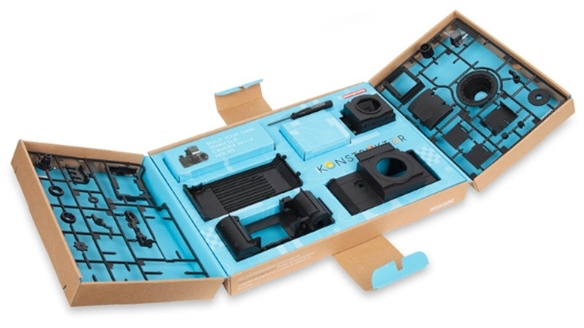 DIY SLR Camera by Lomography