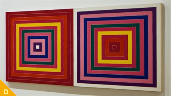 Frank Stella: Connections
