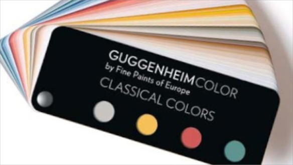 Guggenheim Releases Domestic Paints