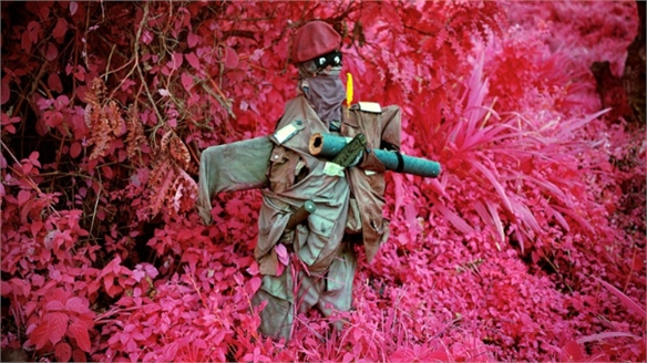 Richard Mosse: Infra