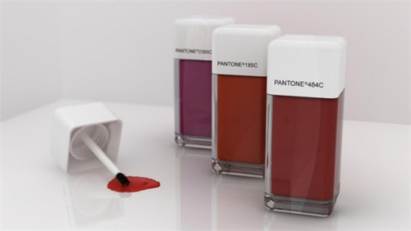 Pantone & Sephora Plan Make-Up Line