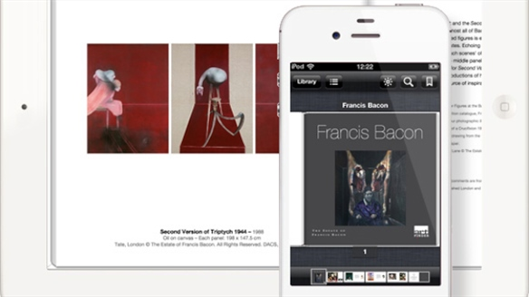 Francis Bacon iBook