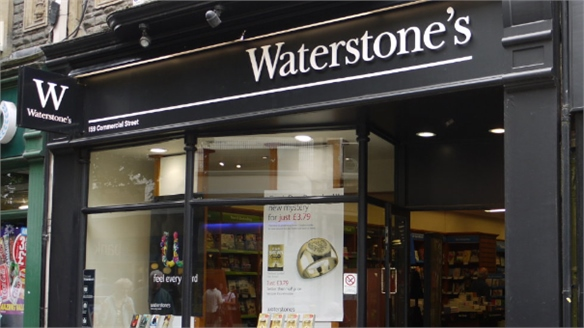 Waterstone's to Launch E-Reader