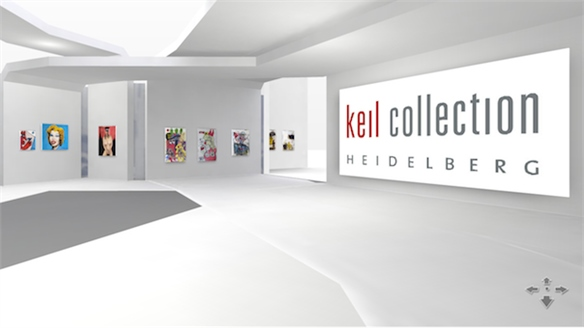 Homemade 3D Online Exhibitions