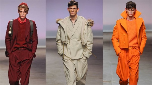 London Collections A/W 13-14: Topman Design